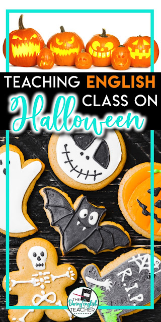 Teaching on Halloween: How to Survive the Secondary ELA Classroom