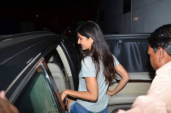 Katrina Kaif at IPL 2016 after party