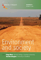 Environment and Society   Advances in Research