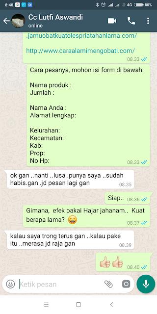 Hajar Jahanam Original Murah Kota Bandung Jawa Barat Via Online