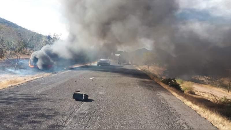 Se cumplen cuatro semanas del secuestro y desaparición de cuatro policías de Churumuco a manos del CJNG en Michoacán