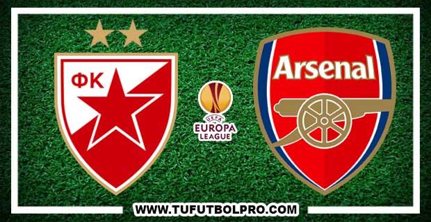 Ver Estrella Roja vs Arsenal EN VIVO Por Internet Hoy 19 de Octubre 2017