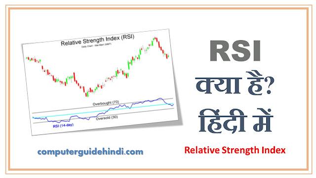 Relative Strength Index (RSI) क्या है?