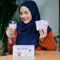 Glumory Beauty Drink Minuman Pemutih Original BPOM glumori