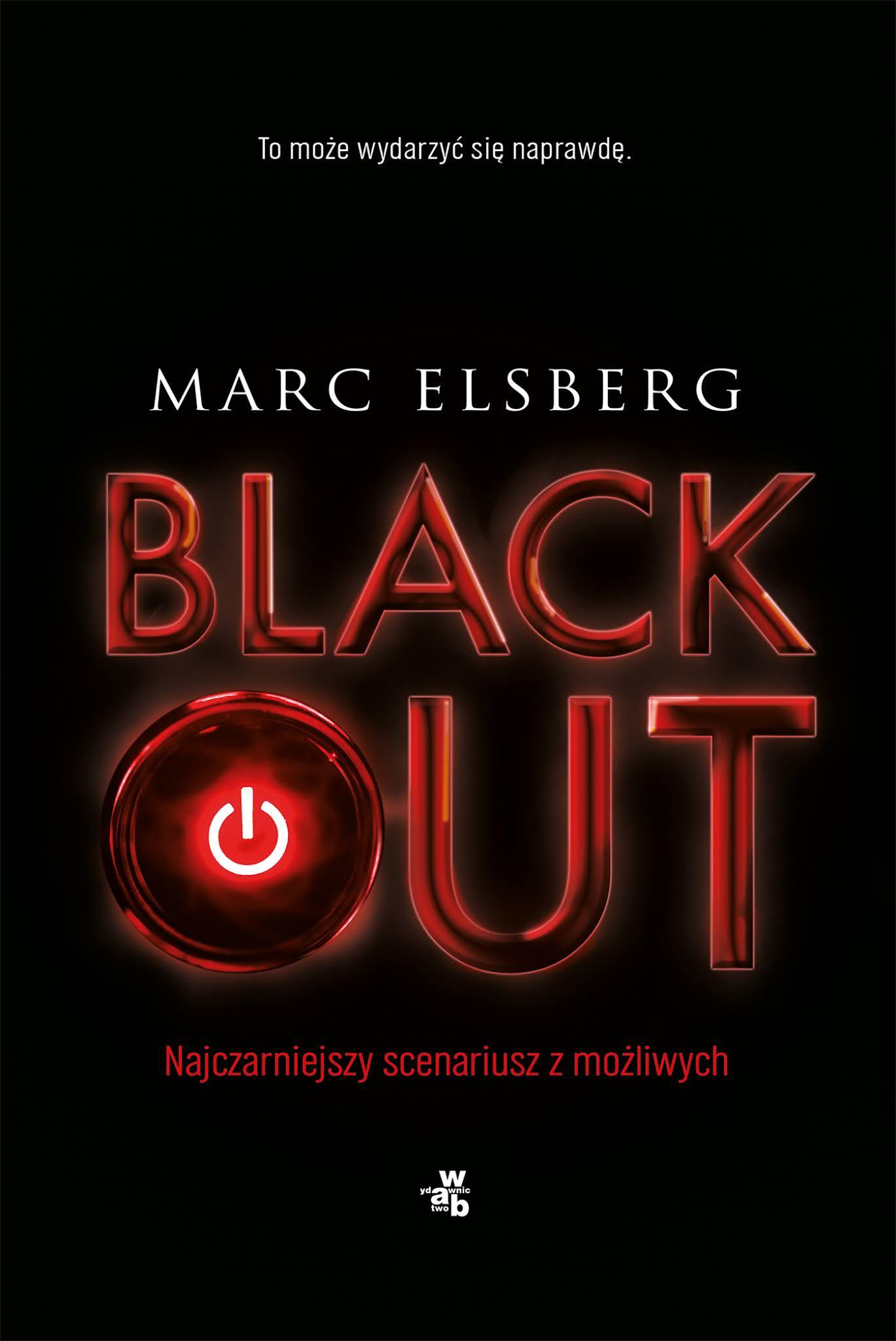 Czytaliście Blackout? Najgłośniejszy thriller ostatniej dekady wraca do księgarń!!!