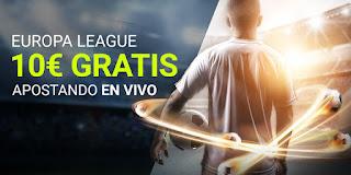 luckia promocion Europa League 27 febrero 2020