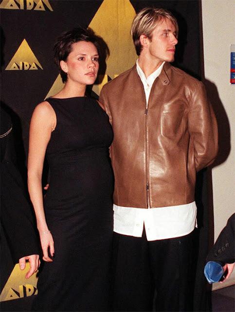Victoria từng đấm Beckham khi mang bầu Brooklyn