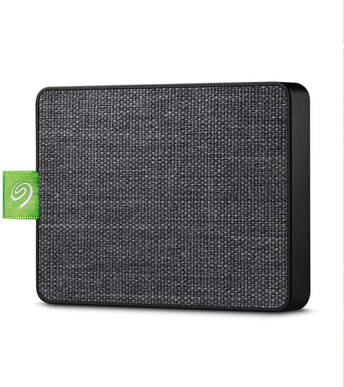 Seagate Ultra Touch SSD 1TB External
