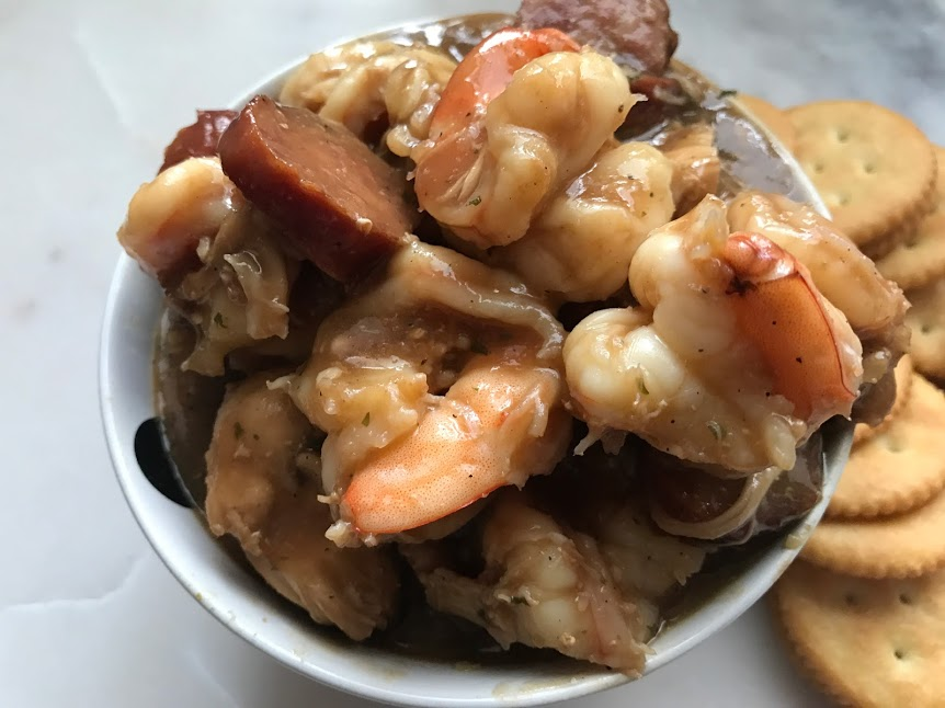 Gumbo Recipe: Shared first on Bits and Babbles Blog