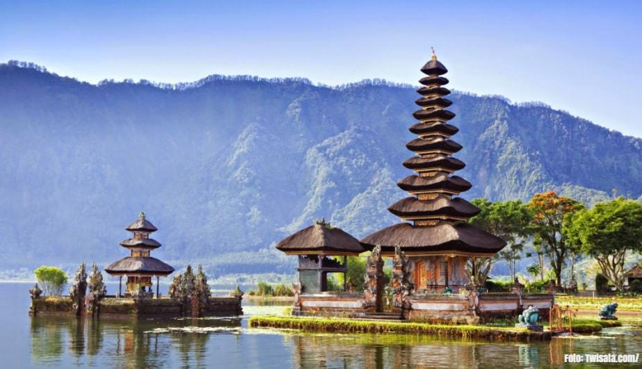 Menikmati Pesona Alam Bali