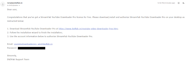 StreamFab YouTube Downloader Pro GIVEAWAY