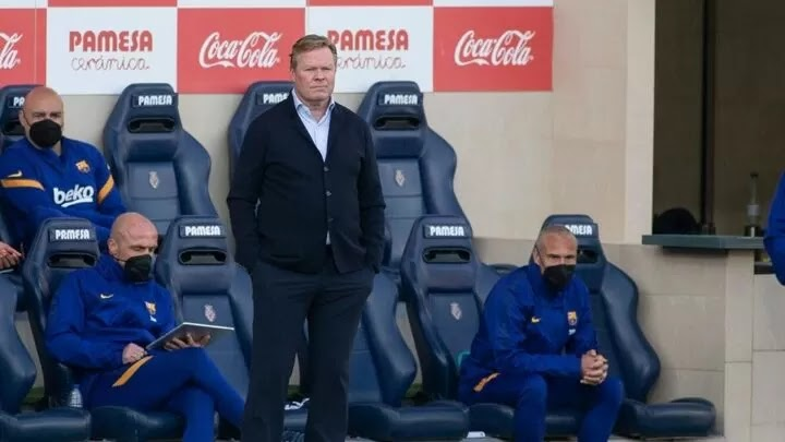 Koeman: We are on the way to making Barcelona the team they once were