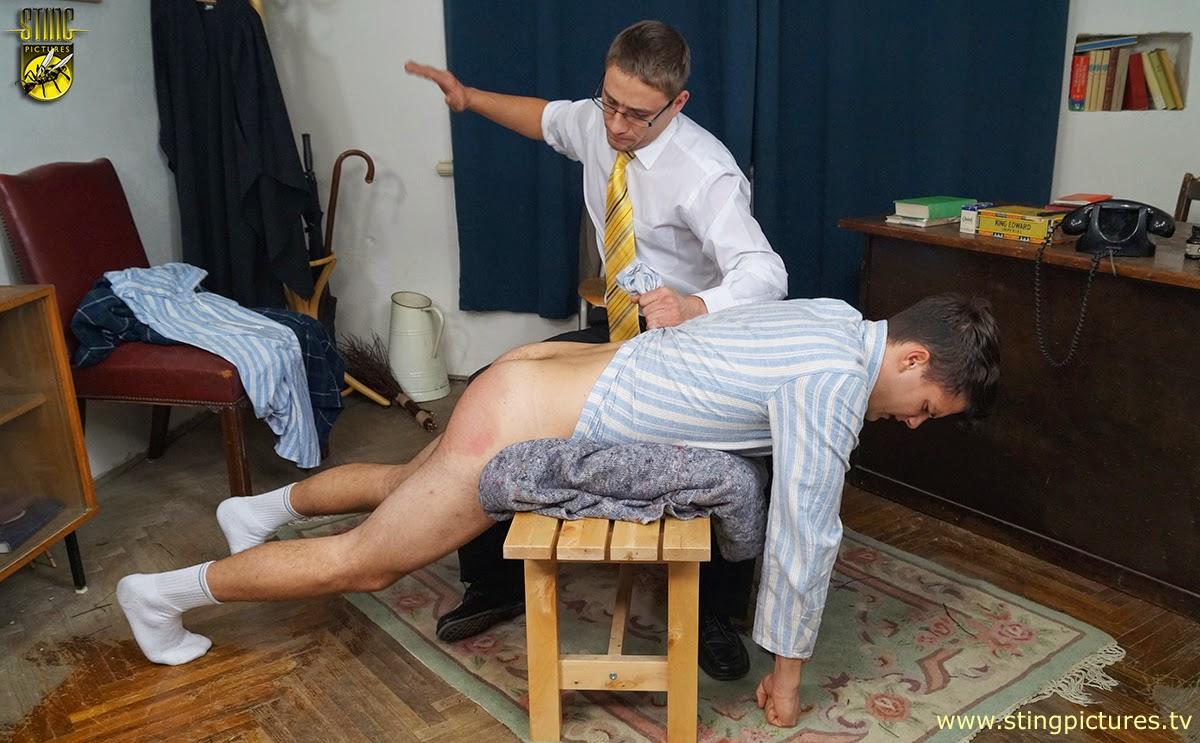 spanking pain
