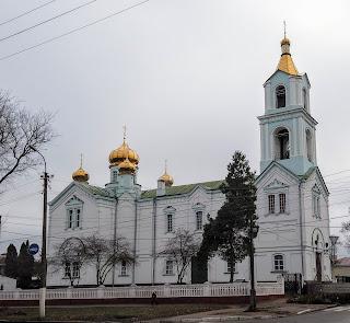 Прилуки. Церква Іоанна Предтечі. Іванівська церква