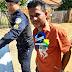 Ji-Paraná – Após tentar esfaquear a própria mãe, indivíduo é preso pela PM
