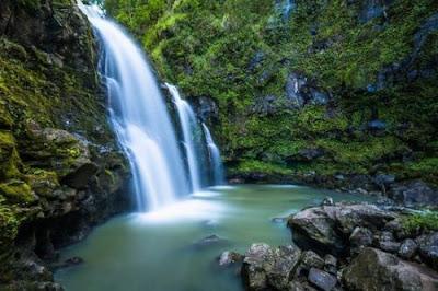 Cascata del Varone - Grotta e salto acqua - Gite-vacanze in Trentino