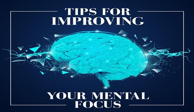 Tips for Improving Your Mental Focus #infographic