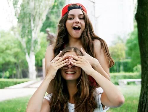 Lebih suka berteman dengan cewek karena bebas mau curhat apapun