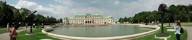 Belvedere,Vienna