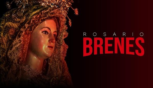 Salida Procesional de Nuestra Señora del Rosario, Patrona de Brenes (02/10/2021): Horario e Itinerario