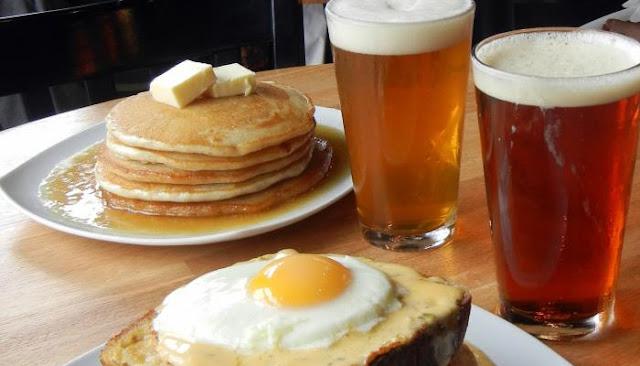 Desayunar cerveza es igual de sano que desayunar un yogurt según la ciencia
