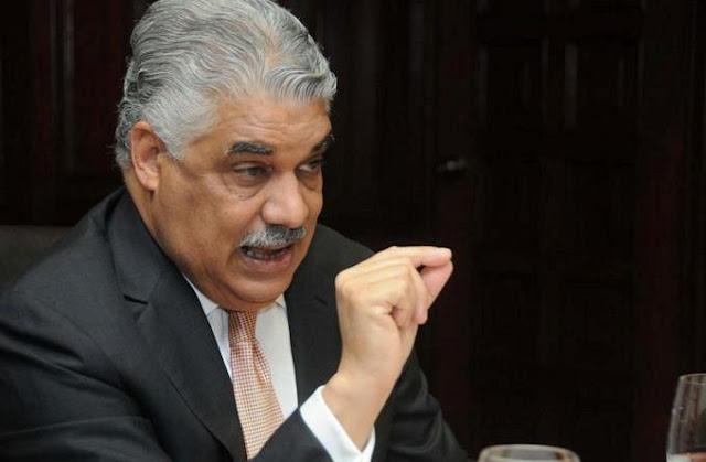 Miguel Vargas pide dirigentes del PRD que se lancen a las calles en busca de seguidores