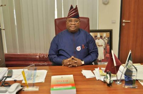 Dancing Senator Adeleke Dragged To Court By FG
