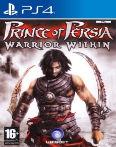 Prince of Persia Warrior Within PS2 FOR PS4
