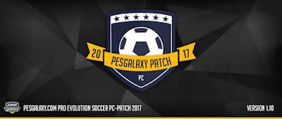 Update PES 2017 Terbaru dari PES Galaxy Patch 1.1