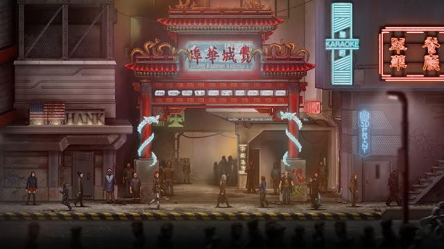 Chinatown in Dex