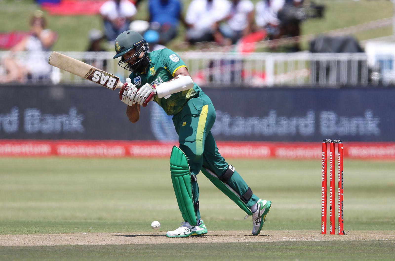 Hashim Amla - South Africa - Cricket - Durban Heat - Mzansi Super League