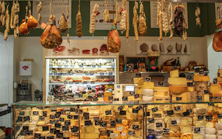 Conseil shopping à New York: Eataly à New York - Des plats comme à Bella Italia