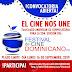 """FESTIVAL DE CINE DOMINICANO RD ANUNCIA  CONVOCATORIA PARA SU 2DA  EDICIÓN CON EL ESLOGAN """"EL CINE NOS UNE"""""""