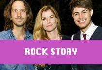 Telenovela Rock Story Capítulo 35 Gratis HD