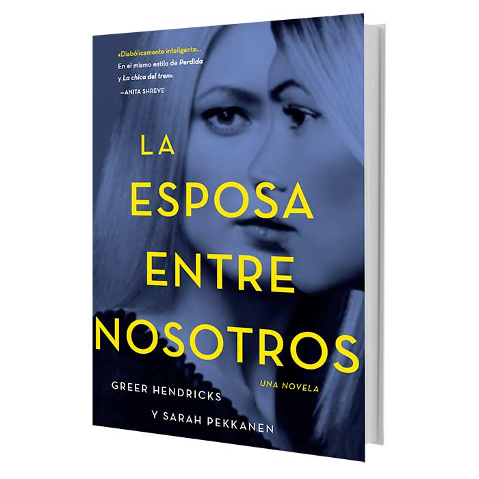 """""""La esposa entre nosotros"""", la novela de Greer Hendricks en la Feria del Libro de Bogotá"""