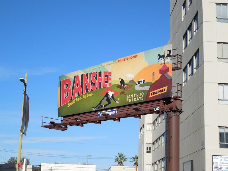 Banshee season 1 cinemax billboard