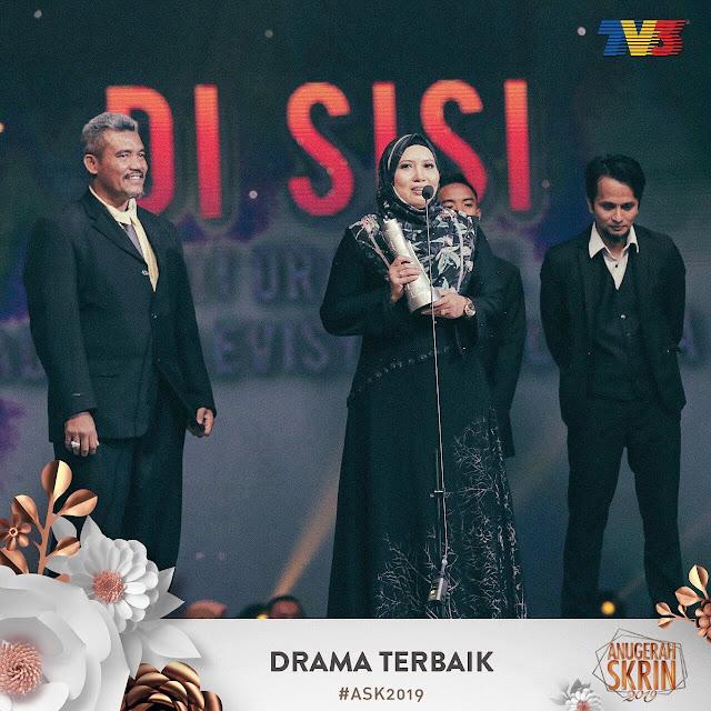 pemenang anugerah skrin 2019
