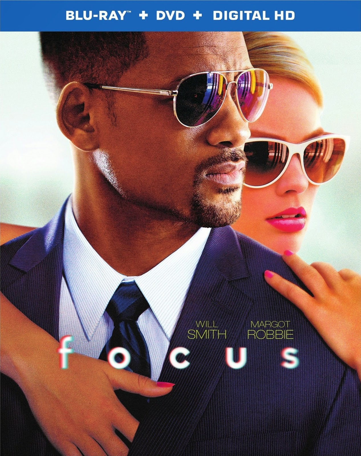 Focus (2015) 1080p BD25 Cover Caratula Bluray