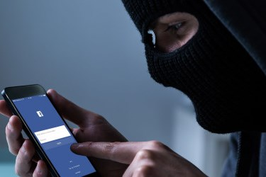 facebook login alert hack