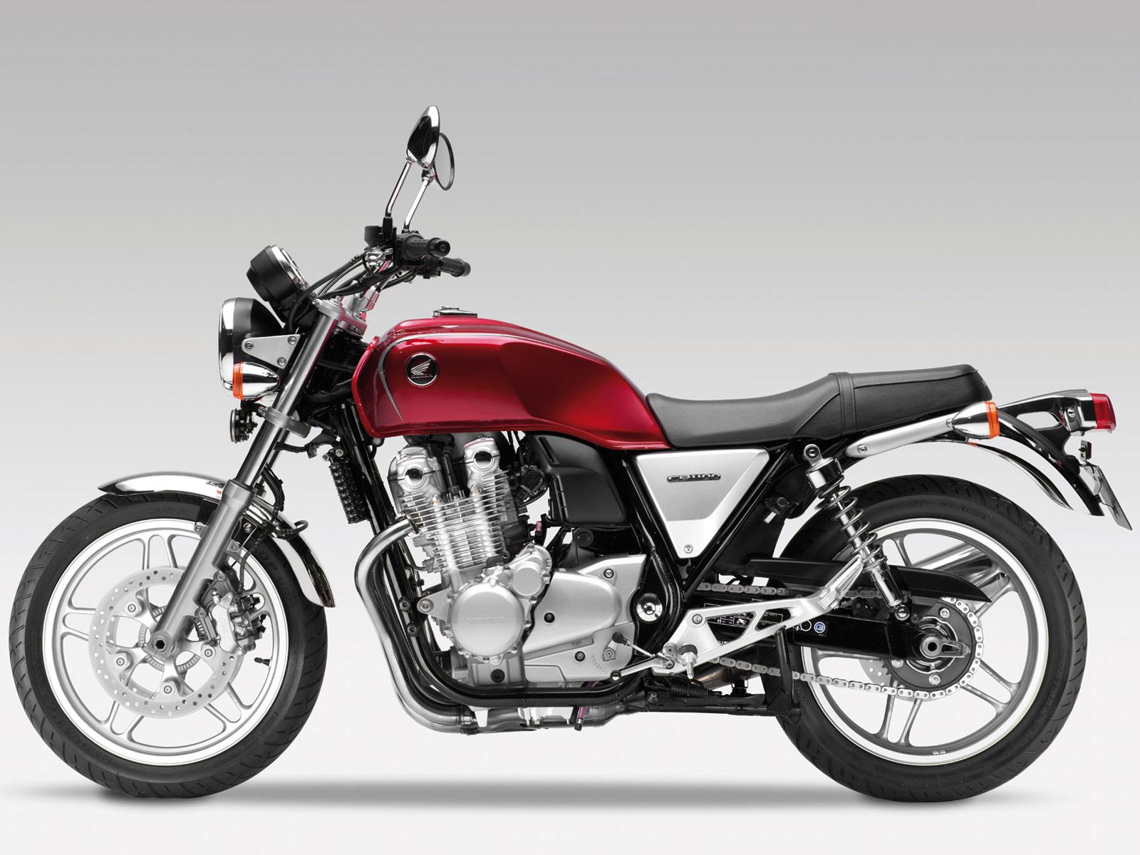 Honda CB 1100 EX - Roadster Honda CB1100EX - Moto