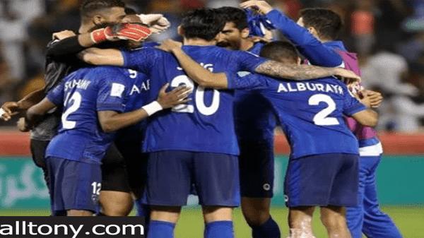 نتيجة مباراة الهلال السعودي وفلامينغو كأس العالم للأندية