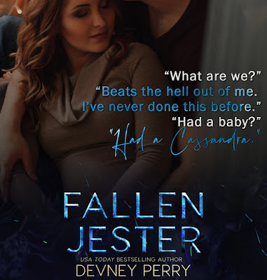 Fallen Jester by Devney Perry now available!
