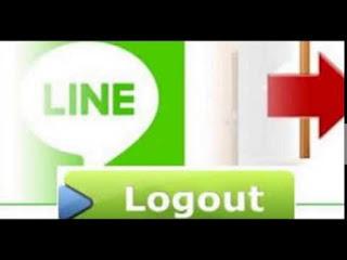 Cara Logout Aplikasi LINE dari Smartphone Android