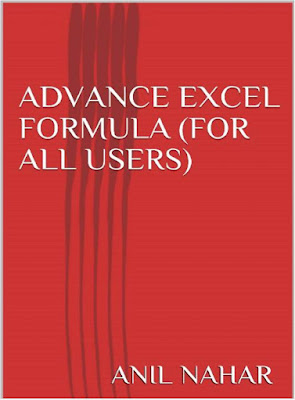 [Free ebook]Advance Excel Formula (For all users) Ready to use Customize Function-Anil Nahar