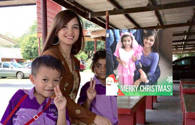 Siapa Gerangan Cikgu Cantik dan Viral Di Media Sosial ...