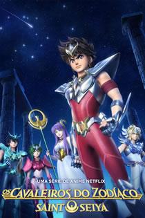 Anime Knights of the Zodiac: Saint Seiya Dublado