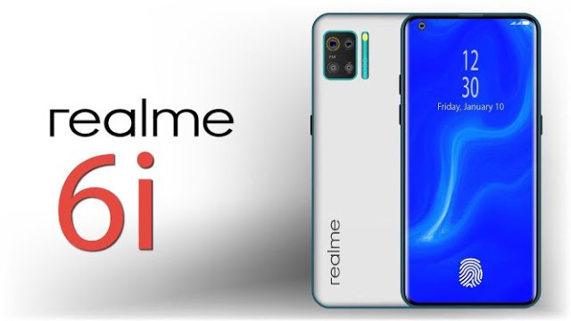Realme 6i हुआ लॉन्च, 5000mAh की बैटरी से है लैस है फोन
