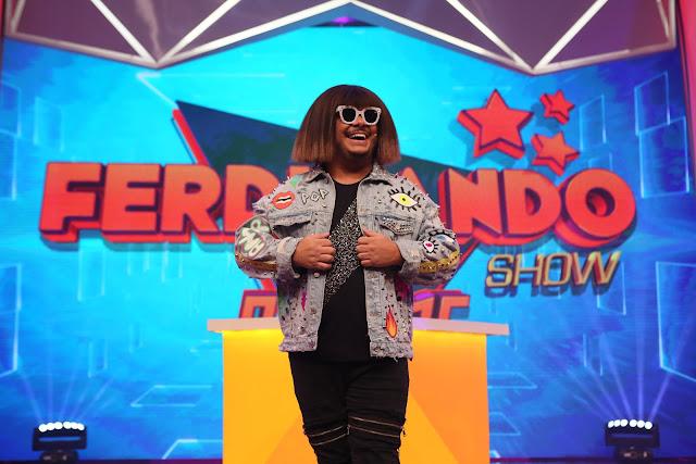 "Multishow estreia o programa ""Ferdinando Show – O Game"""