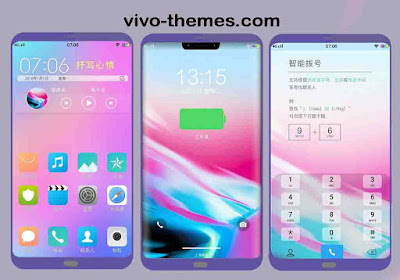 Ios Full Form Theme For Vivo Android Phone