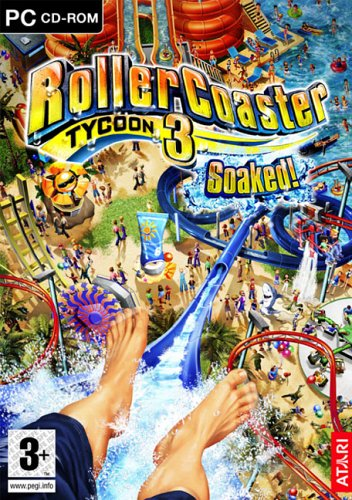 Roller Coaster Tycoon 3 full version game free download highly